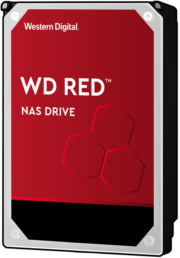 Western Digital WD Red 2TB 6Gb/s SATA HDD **New Retail** WD20EFAX - eet01