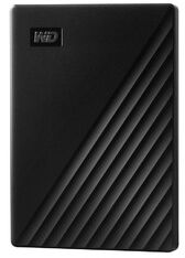 Western Digital Ext. HDD My Passport 2.5'' 2TB **New Retails** WDBYVG0020BBK-WESN - eet01