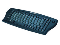 WIRK-DK BlueTinum Wireless IR keyboard with Trackball DK keyboard layout - eet01