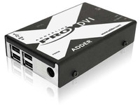 Adder AdderLink X-DVI KVM and USB extension X-DVIPRO-EURO - eet01