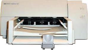 HP Deskjet 600 Colour Printer C2184A - Refurbished
