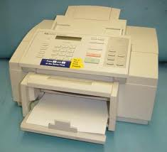 HP OfficeJet LX Mono Inkjet Fax Printer C2890A - Refurbished