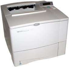 HP Laserjet 4000N Printer C4120A - Refurbished