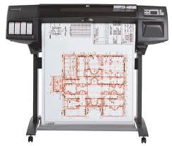 HP Designjet 1050C Plus A0 Plotter C6074B - Refurbished