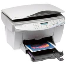 HP OfficeJet G55 Inkjet Printer C6736A - Refurbished