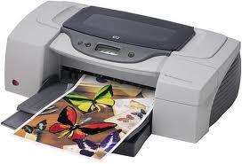HP CP 1700 Colour Inkjet Printer C8108A - Refurbished