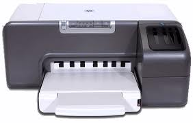 HP Business Inkjet 1200D Colour Inkjet Printer C8154A - Refurbished