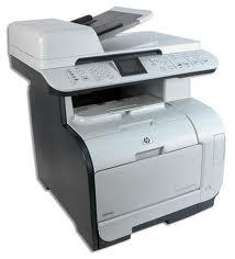 HP Color LaserJet CM2320nf Printer CC436A - Refurbished