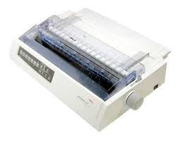 Oki Microline 321 Elite Printer Dot Matrix GE8253B - Refurbished