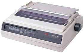 Oki Microline 395 Dot Matrix Printer 00035712 - Refurbished