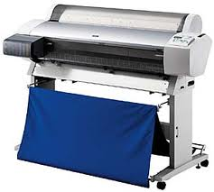 Epson Stylus Pro 7600 Colour Plotter Printer K111A - Refurbished