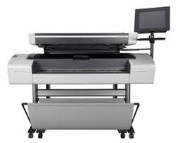 HP Designjet T1100 MFP Colour Scanner & Plotter Q6713A - Refurbished