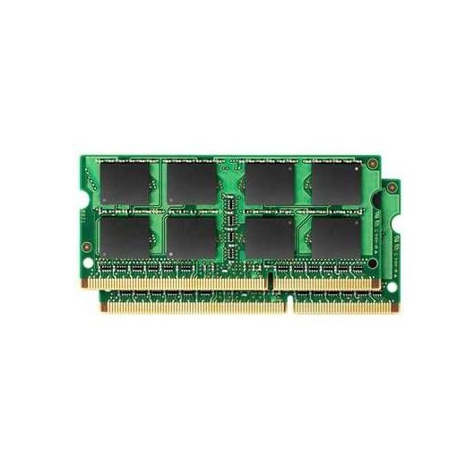 MicroMemory 8GB DDR3 1066MHZ SO-DIMM KIT OF 2x 4GB Modules MMA8228/8GB - eet01