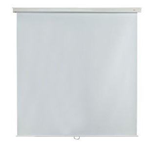 Budget Projection Screen -  Square Format - 125cm (w) - Wall/ceiling Screen 210301E - C2000