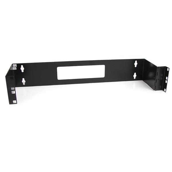 Startech.com - Server Management 2u 19in Hinged Wall Mount Brack     For Patch Panels                 In Wallmounth2