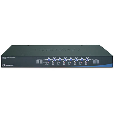 Trendnet                         8 Port Remote Power Controller                                       In Tk-rp08