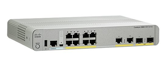 Cisco - Networking: Midrange Swi Catalyst 2960-cx                    8 Port Data Lan Base             In Ws-c2960cx-8tc-l