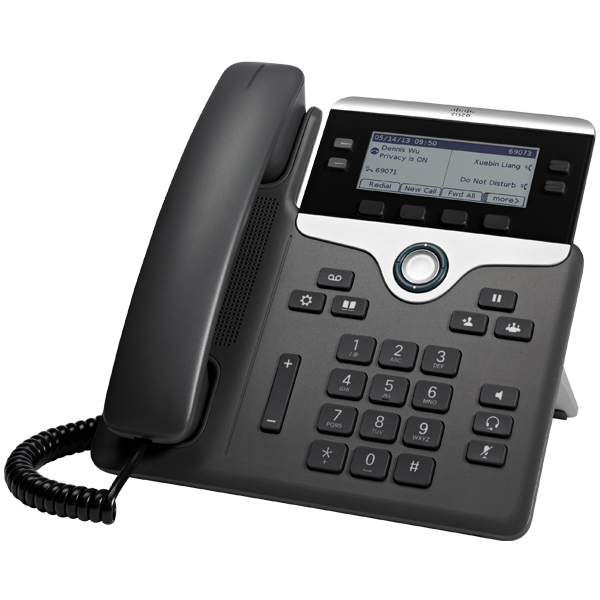 Cisco - Ip Telephony             Cisco Uc Phone 7841                                                  En Cp-7841-k9=
