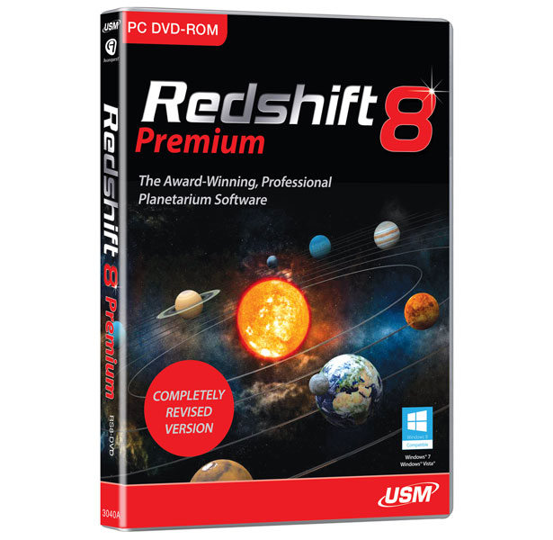 Rs8-dvd Redshift 8 Premium For Pc - Ent01