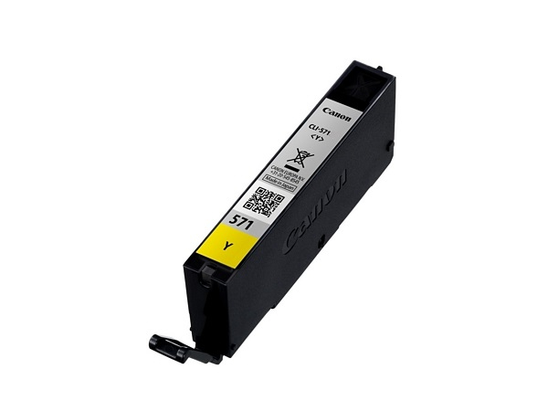 canon Cli571 Yellow Ink Cartridge 0388c001 - AD01
