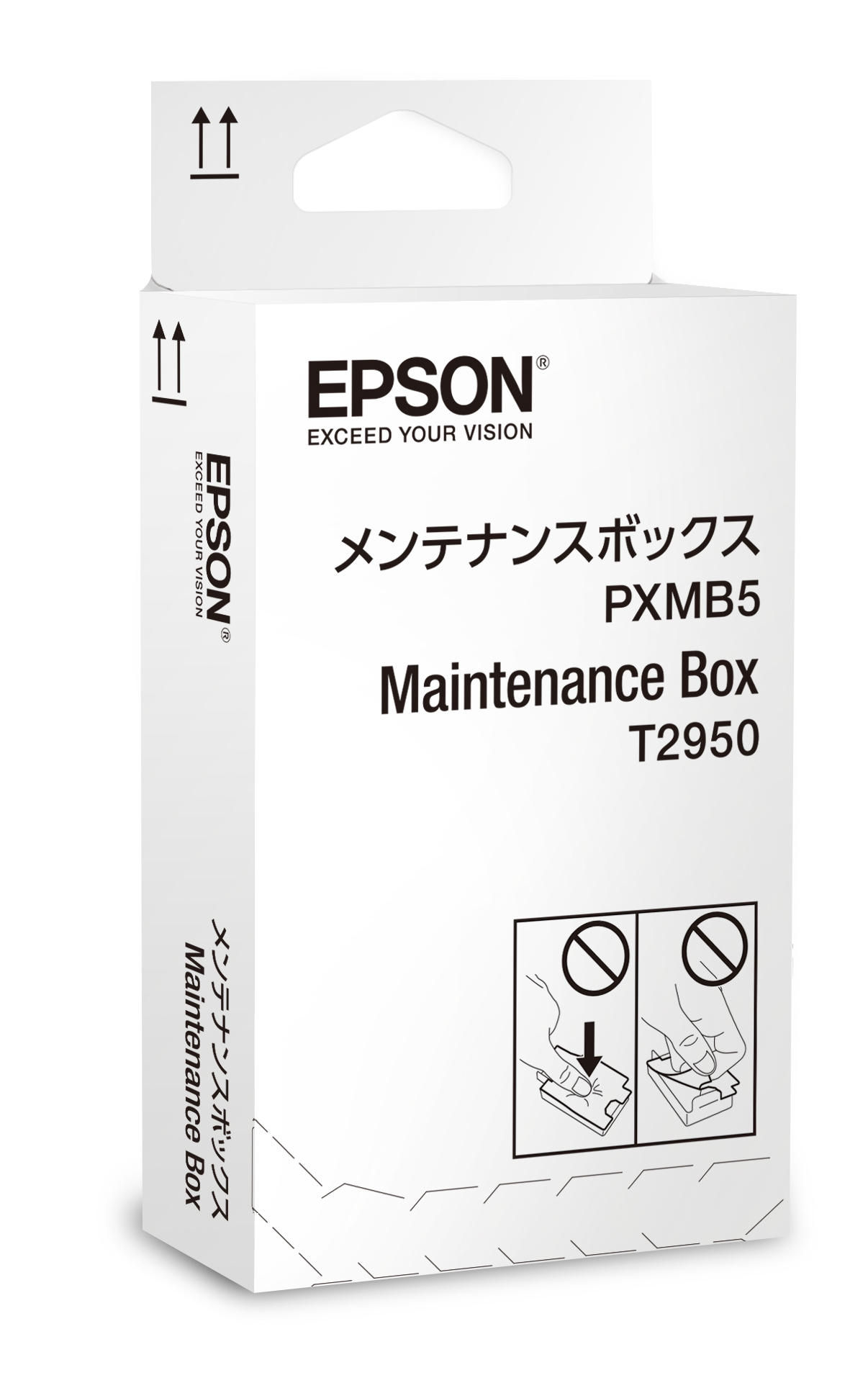 epson Wf100w Maintenance Box C13t295000 - AD01