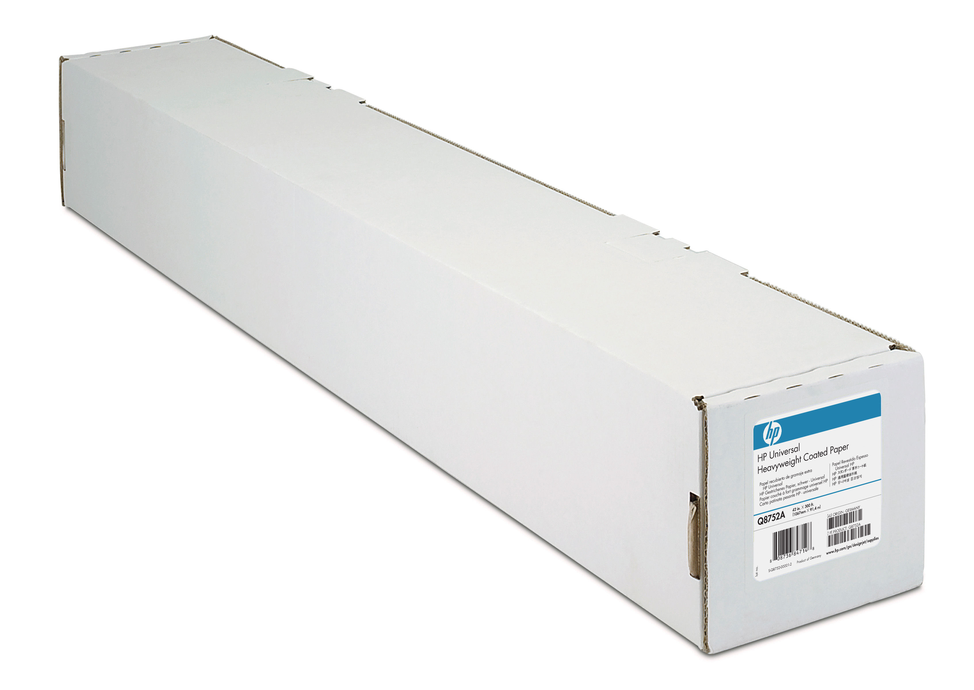HP Coated Paper 36x150ft  914mmx45.7m C6020b - AD01