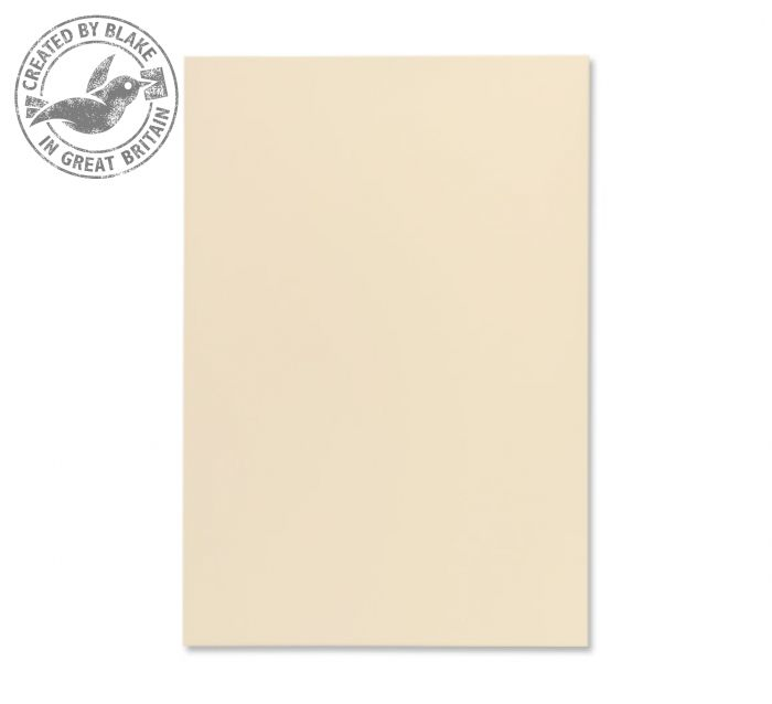 blake envelopes Prem Cream Wove A4 120gsm Pk500 61677 - AD01