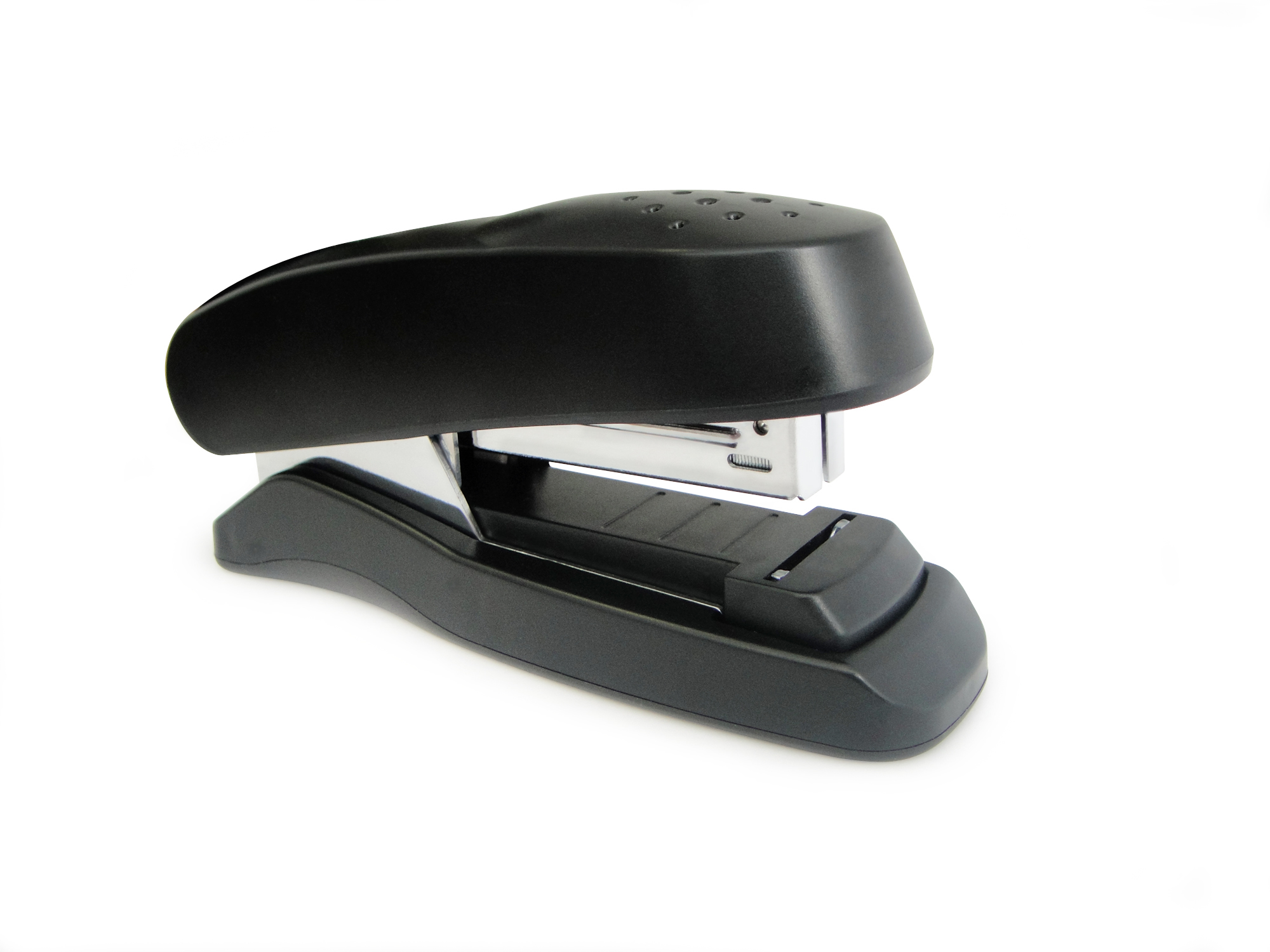 rapesco Rapesco Flat Clinch Half Strip Stapler (black) 1064 - AD01