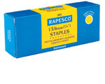 rapesco Rapesco 13/10mm Galvanised Staples S13100z3 - AD01