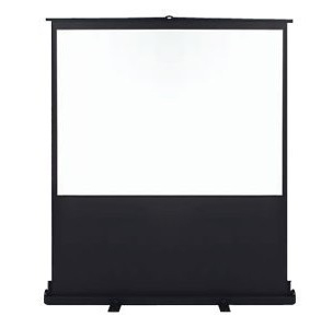 VG6001 Vertigo Scissor Action Portable Screen 160x90cm VG6001 - C2000