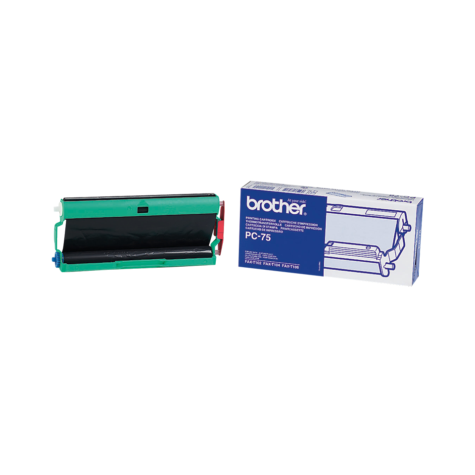 Bropc-75       Brother Pc75 Thermal Ribbon    Brother Pc75 Print Cartridge.                                - UF01