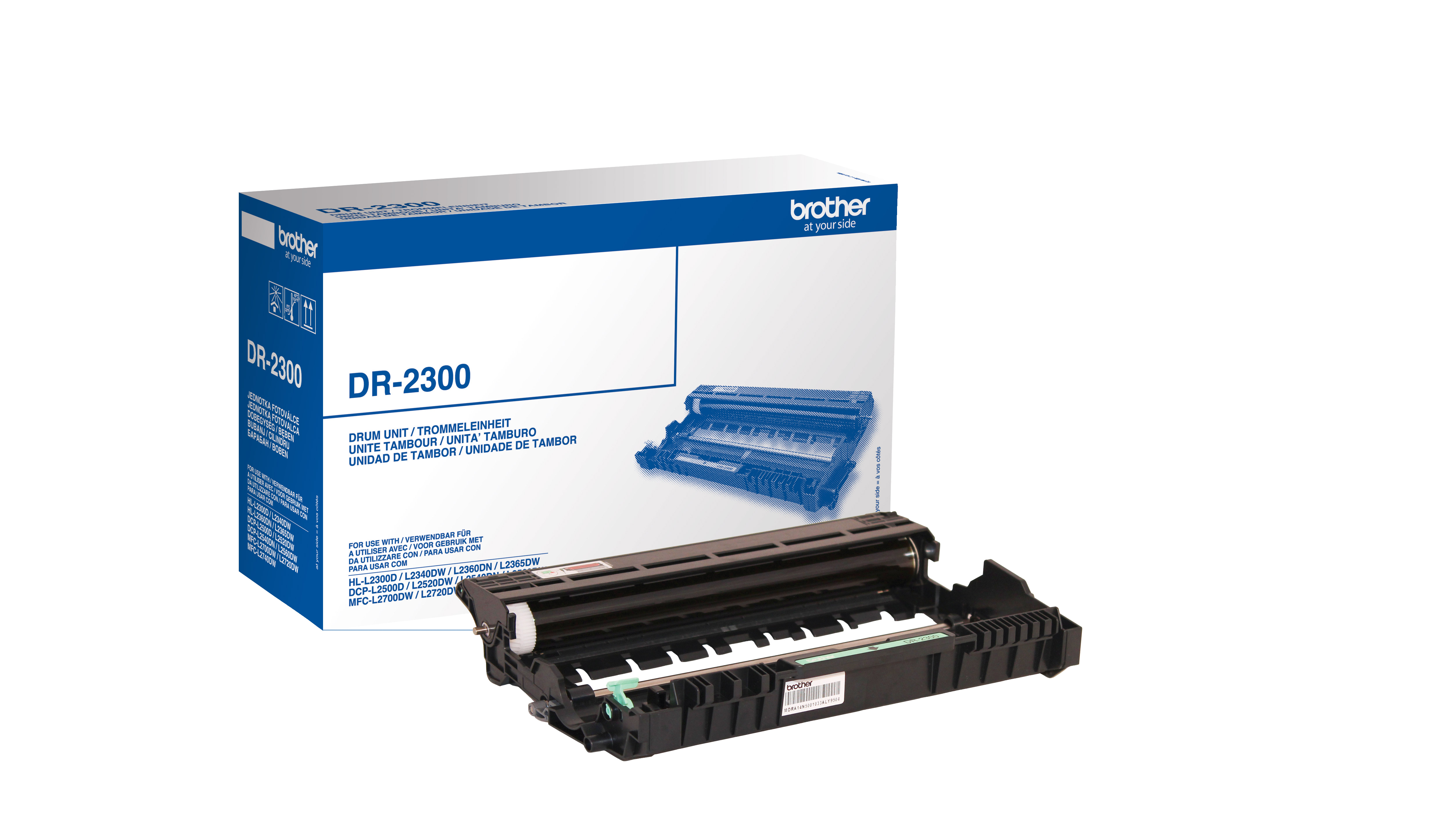 Brother Dr-2300 Drum Unit Dr2300 - WC01