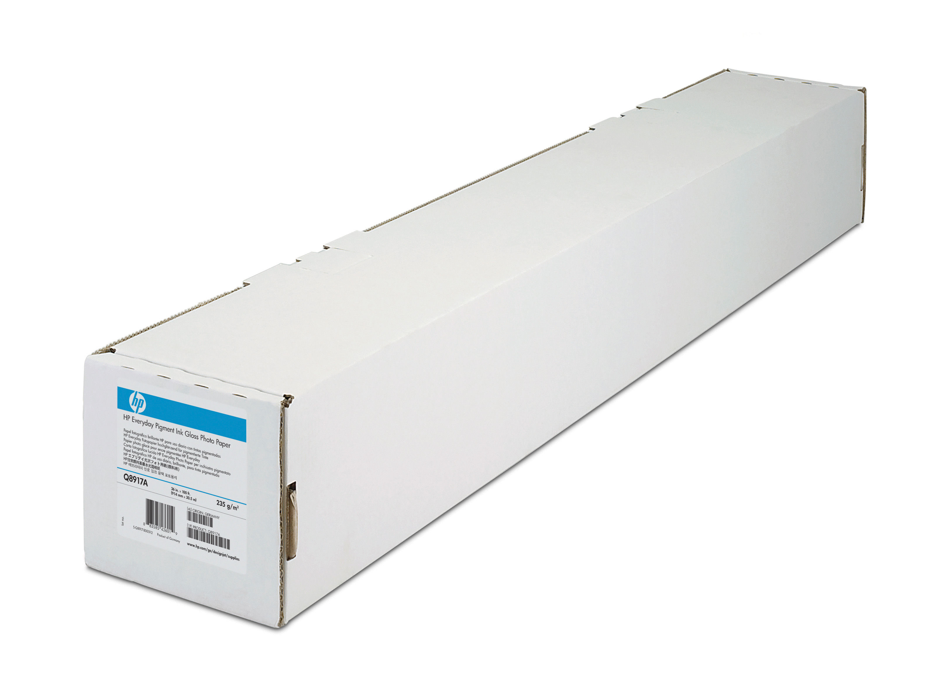 Lf Hvy Weight Coated Paper 24 Roll C6029c - WC01