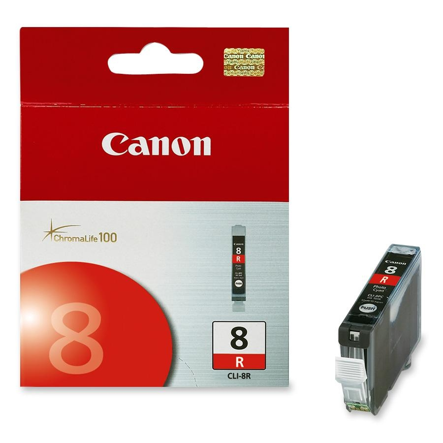 Can31020       Canon Cli-8 Red Ink            Colour Ink                                                   - UF01