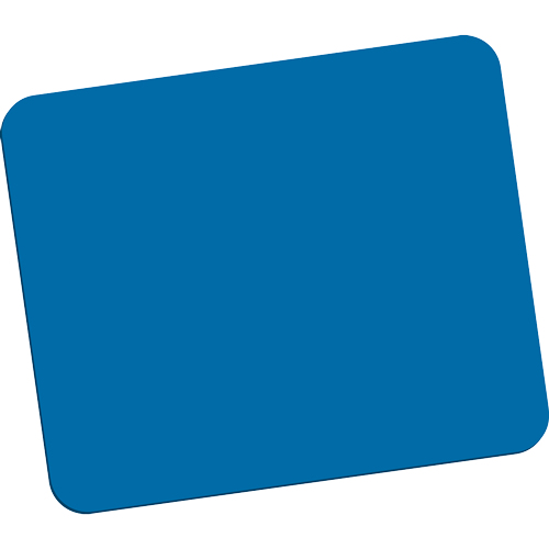 Fellowes Economy Mouse Pad Blue 29700 - WC01
