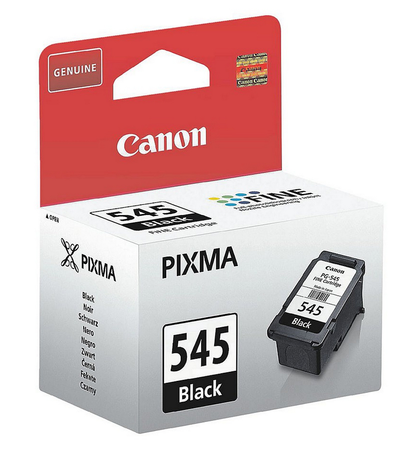 Canpg-545      Canon Pg-545 Black Ink         Mg2450 Mg2550 Mg2950                                         - UF01