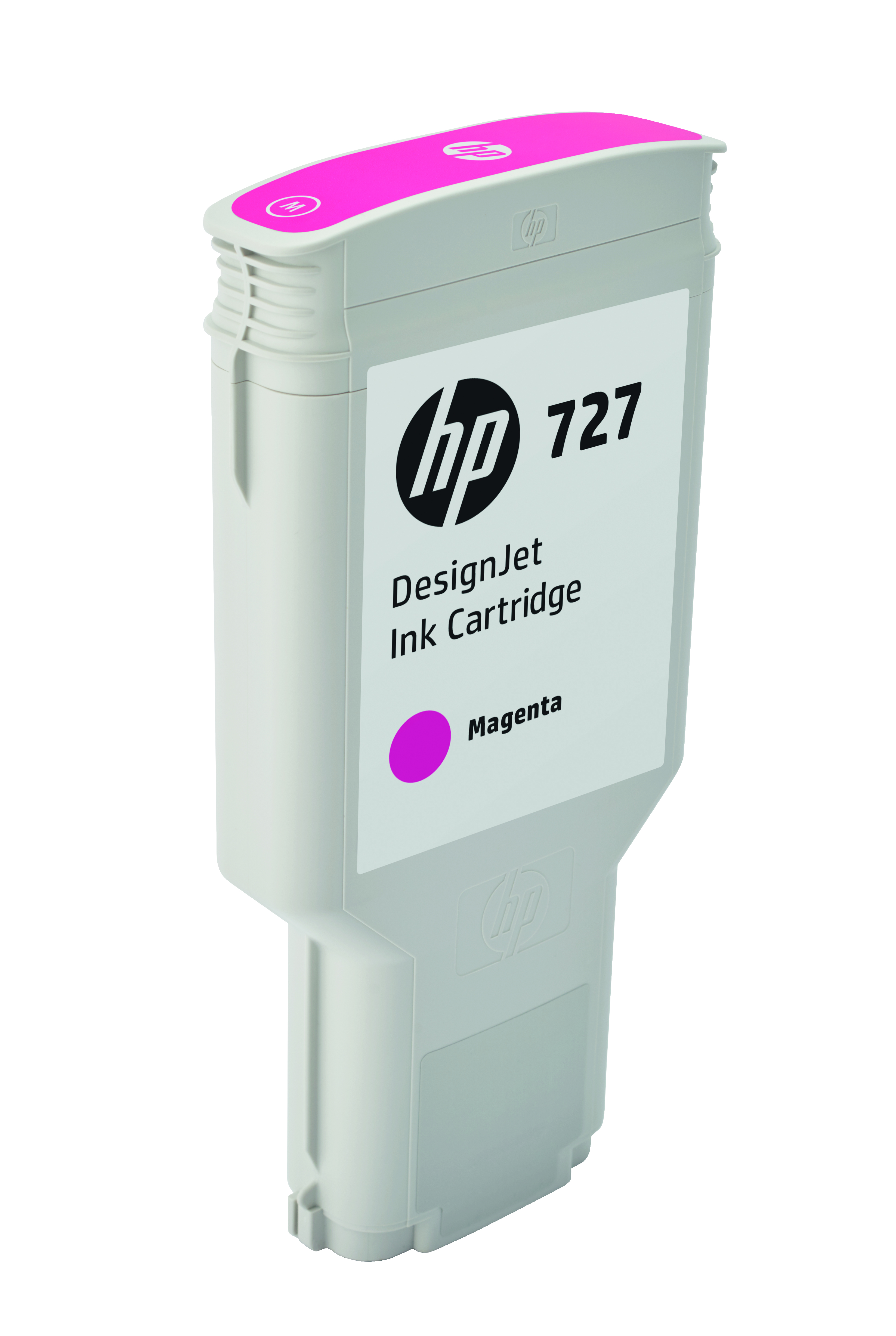HP No. 727 Ink Cartridge Magenta - 300ml F9j77a