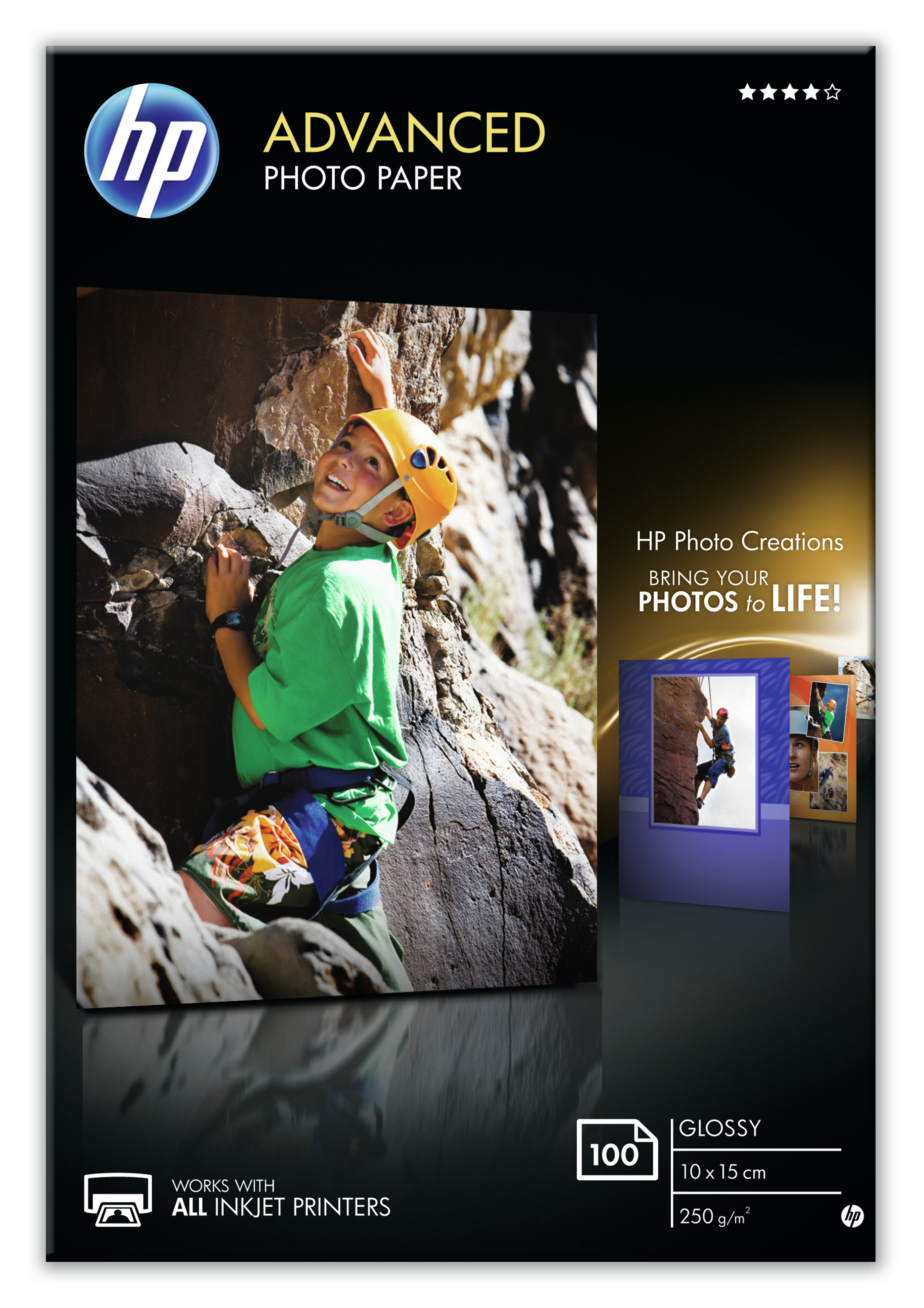 Hpq8692a       Hp Advanced Glossy Photo Paper Hpq8692a                                                     - UF01