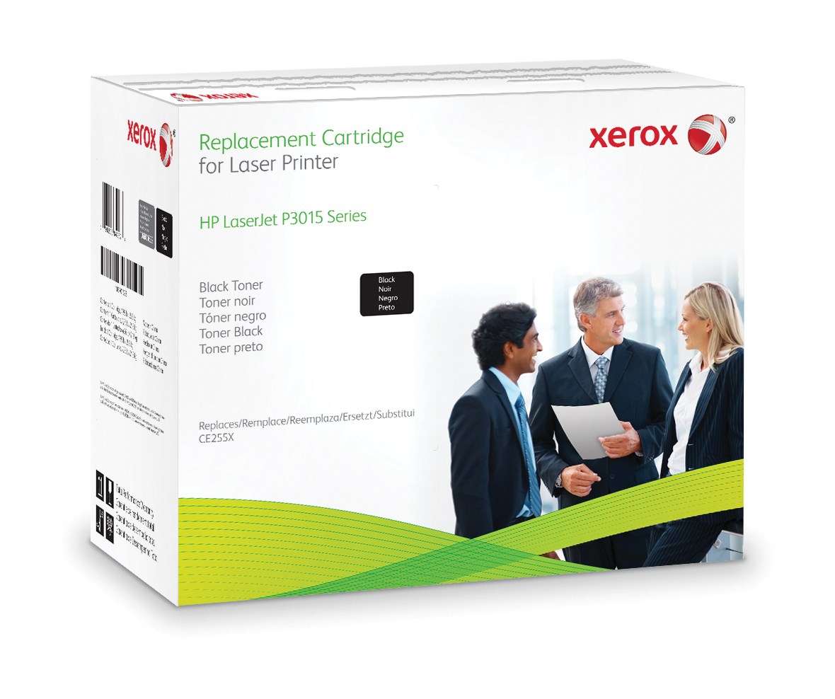 Xer106r01622   Xerox 106r01622 Black Toner    Replacement Cartridge                                        - UF01