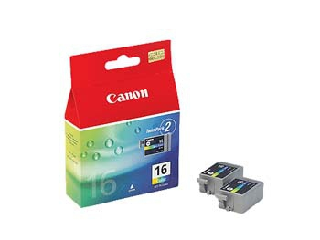 Can22212       Canon Bj Bci-15 16 2pcs Colour Colour Ink                                                   - UF01