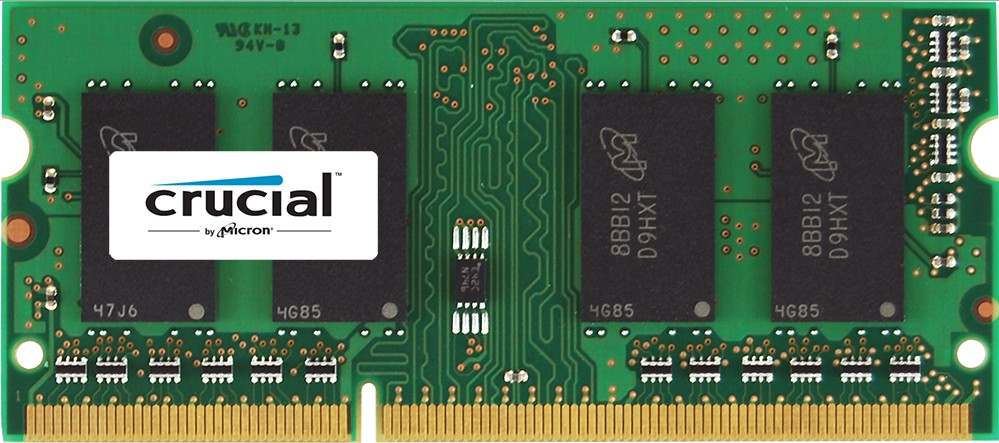 Crucial 4GB DDR3 1600 CL11SODIMM204pin CT51264BF160BJ - CMS01