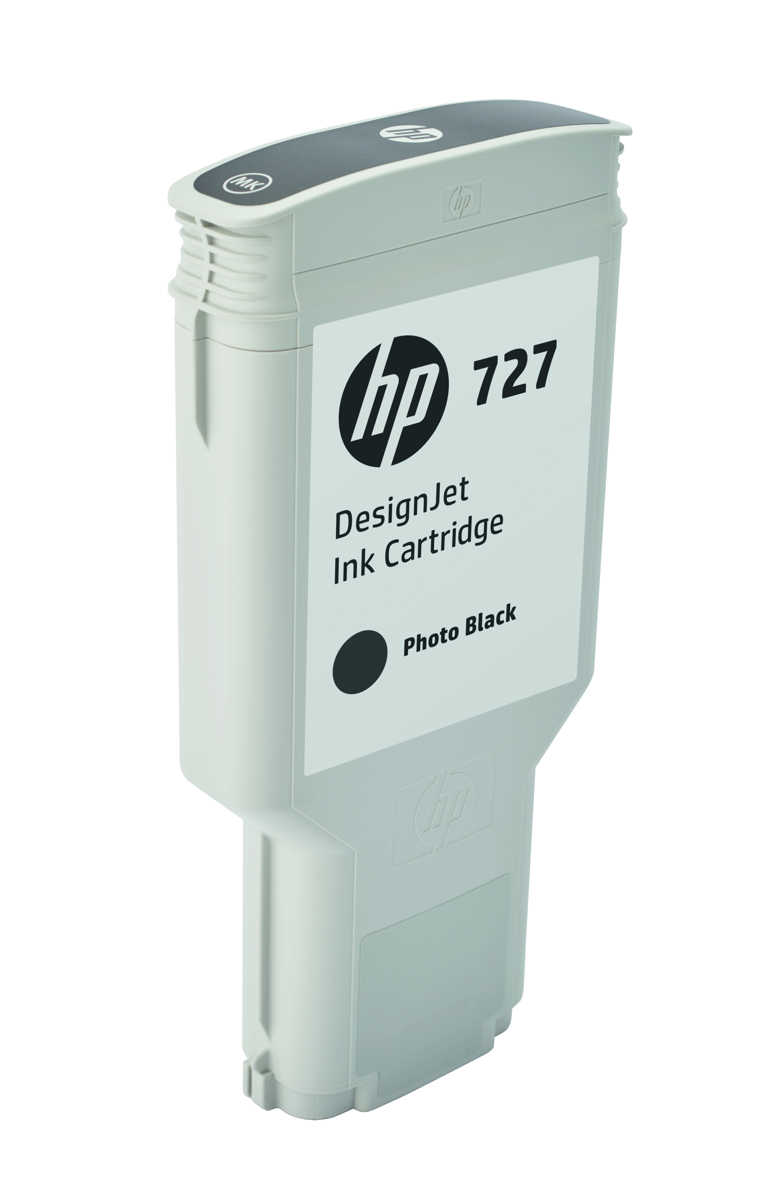HP No. 727 Ink Cartridge Photo Black - 300ml F9j79a