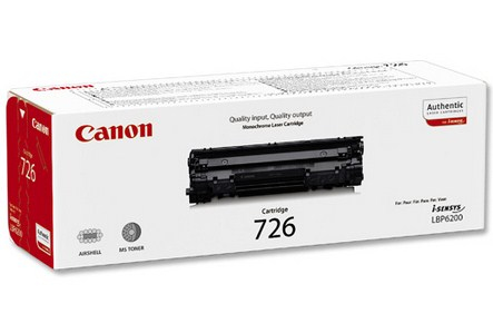Cancrg-726     Canon Crg726 Black Toner       Lbp Cartridge Crg726                                         - UF01