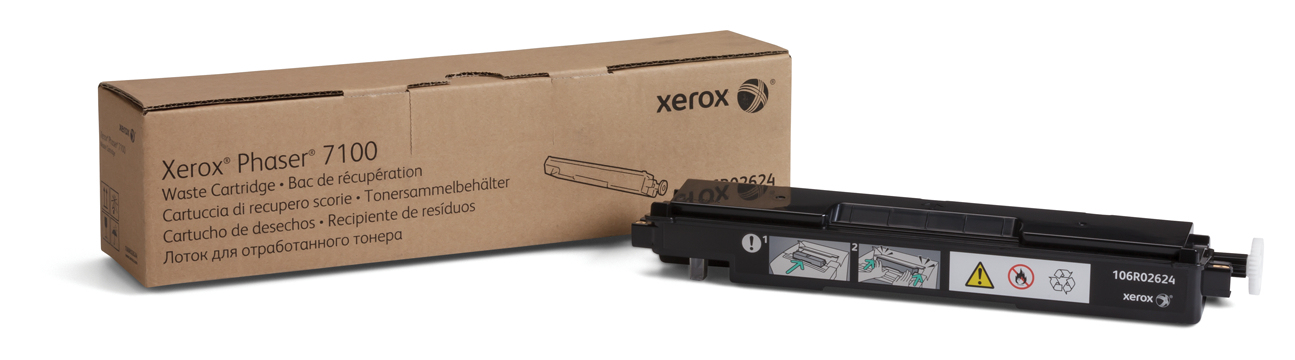 Xer106r02624   Xerox Phaser 7100 Waste Toner  24,000 Pages                                                 - UF01