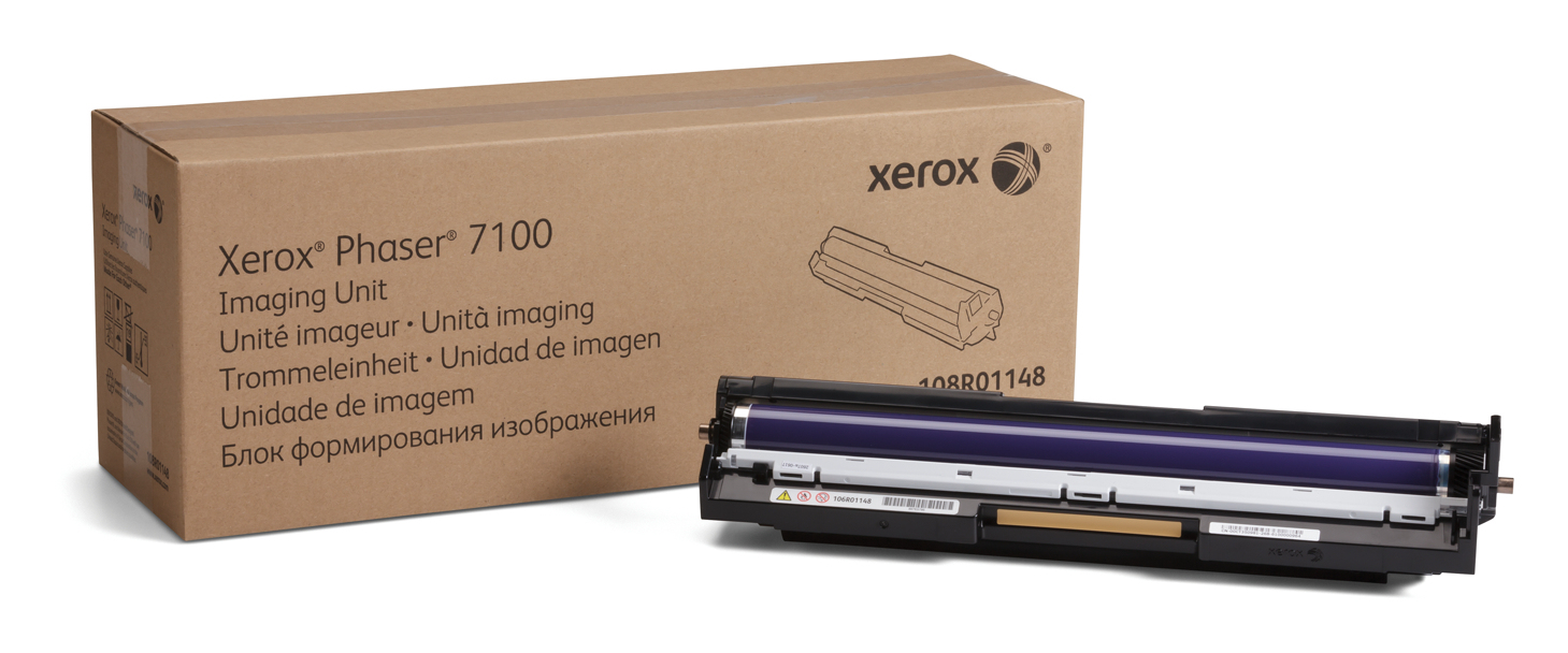 Xer108r01148   Xerox Phaser 7100 Cmy Imaging  Unit 24,000 Pages                                            - UF01