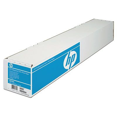 HP Professional Satin Photo Paper - 24in Q8759a