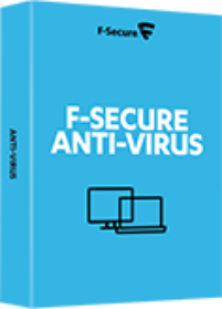 F-Secure Anti-Virus  PC & MAC  1 Year-1 User - Electronic Software Download (ESD) FCACOB1N001G1 - C2000