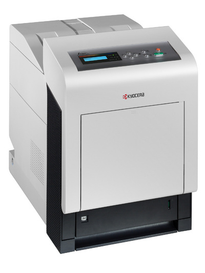 Kyocera FS-C5350dn Duplex Network Printer 012K83NL - Refurbished