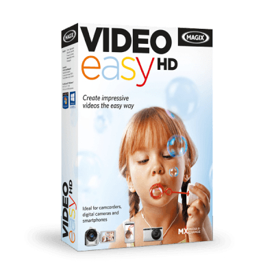 MAGIX Video Easy HD - Electronic Software Download 769103 - C2000