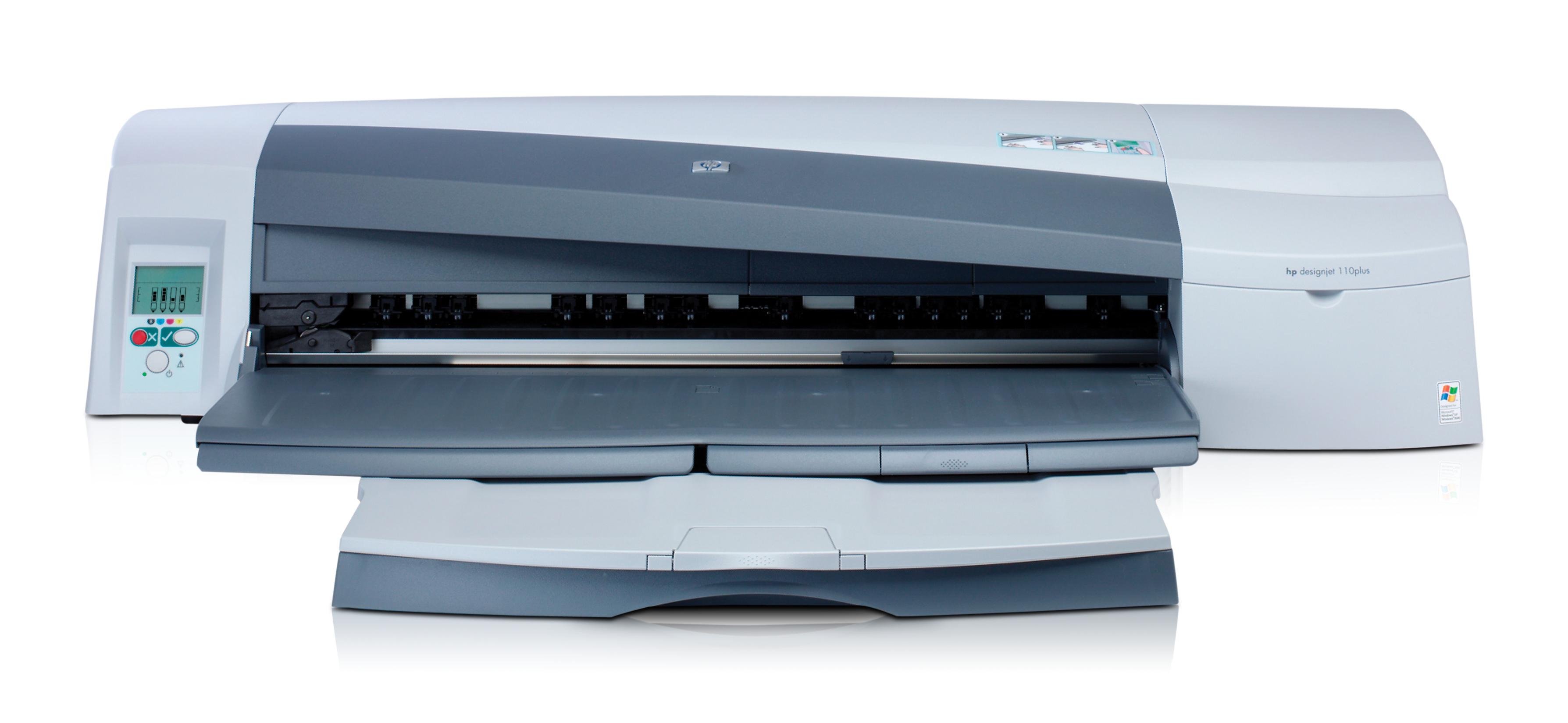 HP Designjet 110plus nr Printer C7796E - Refurbished